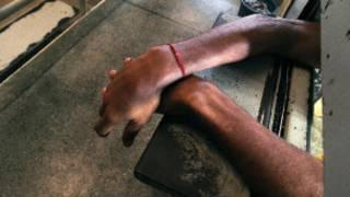 Detento em unidade prisional de Salvador (foto: ABr)