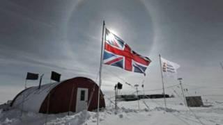 База Британской антарктической экспедиции