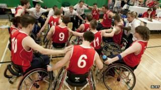 El equipo de Chris Chapman (Foto: BCRT)
