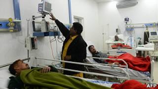 Pacientes pakistaníes