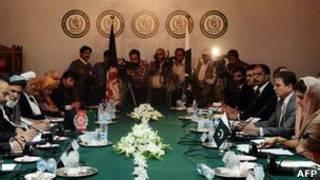 На переговорах в Исламабаде