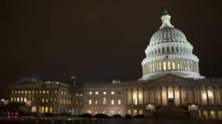 Quốc hội Hoa Kỳ trên đồi Capitol