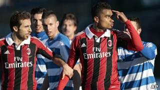 Kevin Prince Boateng, AC Milan