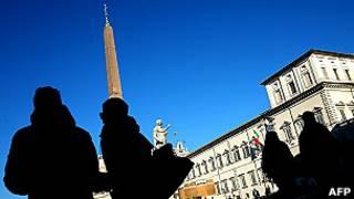 Sede de la presidencia de Italia