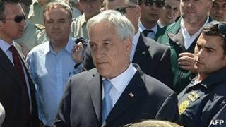 Sebastian Piñera, Chile