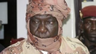 Kiongozi wa waasi wa Seleka Michel Djotodia