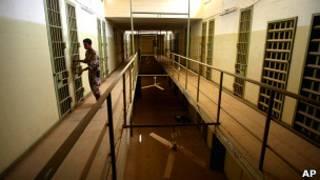 Irak'taki Ebu Gureyb hapishanesi