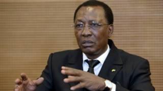 Shugaban kasar Chadi, Idriss Deby