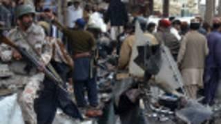 Harin bom a birnin Quetta, kasar Pakistan