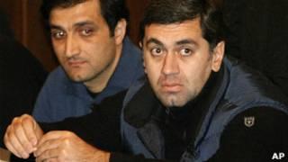 Бывший министр обороны Грузии Ираклий Окруашвили