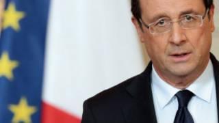 Shugaban kasar Faransa, Francois Hollande