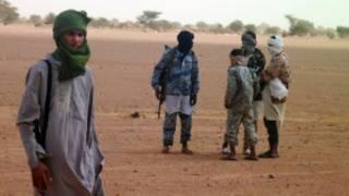 'Yan kungiyar Ansar din a Mali
