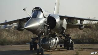 Avión de combate francés