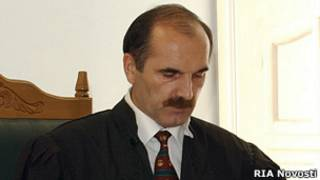 судья Магомед Магомедов