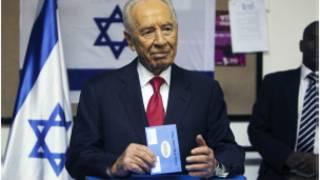 Mardi, le Parlement israélien choisira le remplaçant de Shimon Peres, parmi cinq candidats