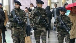 ပြင်သစ်မှာ အကြမ်းဖက်မှုနှိမ်နင်းရေး ဆောင်ရွက်