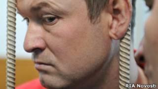Леонид Развозжаев на суде