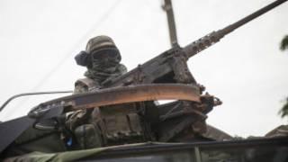 Sojojin Faransa a Mali