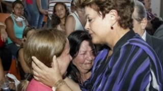'Yan uwan mutanan da suka mutu a Brazil