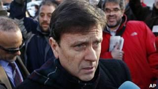 Eufemiano Fuentes, doctor acusado de organizar amplia red de dopaje en España