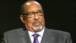 Ahmed Silanyo, le président de la République autoproclamée du Somaliland.