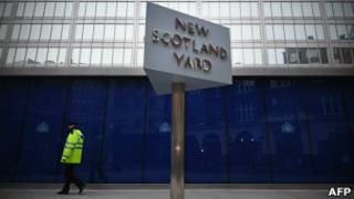 Polícia de Londres (AFP)