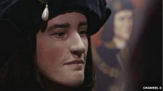 El rostro de Ricardo III