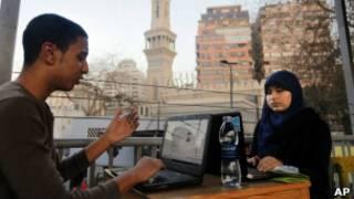 الانترنت في مصر