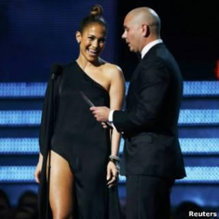 Jennifer Lopez y Pitbull