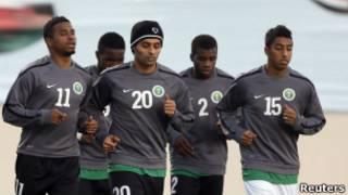 المنتخب السعودي اخفق في كأس الخليج الاخيرة