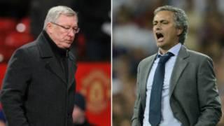 Sir Alex Ferguson da Jose Mourinho