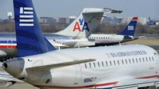 طائرات تابعة لأمريكان إيرلاينز