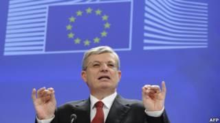 مفوض شؤون الصحة في الإتحاد الأوروبي تونيو بورغ