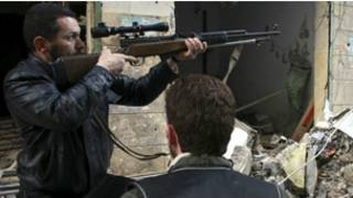Le conflit syrien de plus en plus violent.