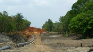 Burma Pipeline