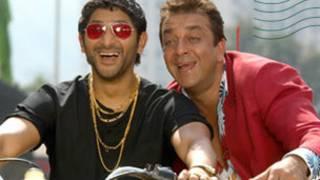 संजय दत्त और अर्शद वारसी.