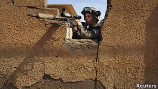 Pasukan Prancis di Mali