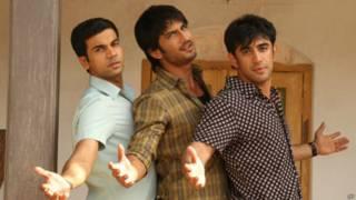 काय पो छे, हिंदी फिल्म