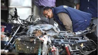 हैदराबाद धमाका