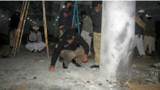 فائل فوٹو، سوات میں دھماکہ