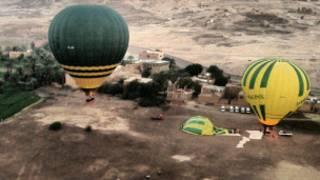 Luxor balloon