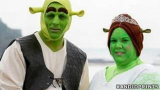 Pernikahan ala Shrek