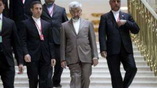 الوفد الإيراني