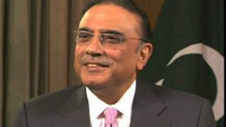 आसिफ अली ज़रदारी