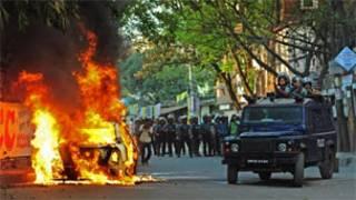 Zanga-zanga a kasar Bangladesh