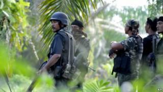 Tentara Malaysia di Lahad Datu
