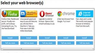 برامج تصفح الانترنت