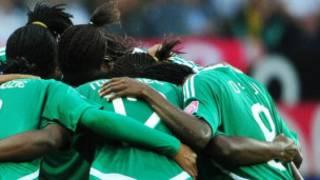 Futbolistas nigerianas