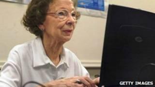 pension woman