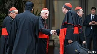 पोप का चुनाव